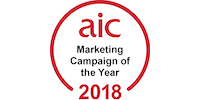 AIC Marketing Campaign of the Year logo